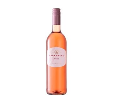 Picture of Backsberg Rose Bottle 750ml
