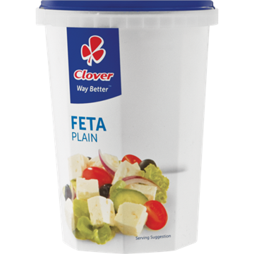 Picture of Clover Feta Cheese Tub 400g