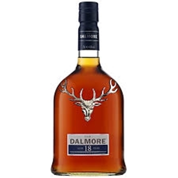 Picture of The Dalmore 18yr Single Malt Whisky 750ml Bottle
