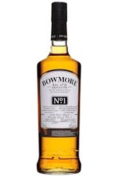 Picture of Bowmore No1 Whisky 750ml bottle