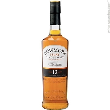 Picture of Bowmore 12yr single Malt Whisky 750ml