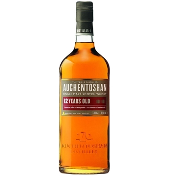 Picture of Auchentoshan 12 Year Old Whisky 750ml Bottle