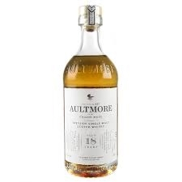 Picture of Aultmore 18 Year Single Malt Whisky 750ml
