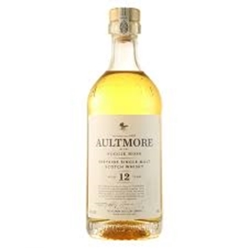 Picture of Aultmore 12 Year Speyside Single Malt Whisky 750ml