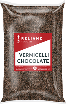 Picture of Relianz Chocolate Vermicelli Pack 1kg