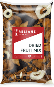 Picture of Relianz Standard Grade Dried Fruit Mix Pack 1kg