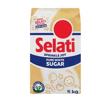 Picture of Selati White Sugar 5kg