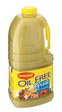 Picture of Maggi No Oil Greek Salad Dressing Bottle 2l