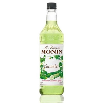 Picture of Monin Cucumber Syrup Bottle 1l