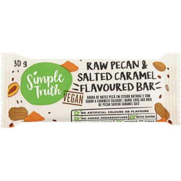 Picture of Simple Truth Salted Caramel ChocSnack Bar 20x30g