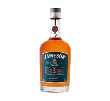 Picture of Jameson 18 Year Triple Distilled Irish Whiskey 750ml