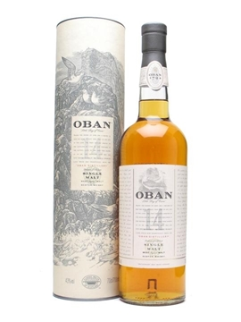 Picture of Oban 14YR Whisky  750ml