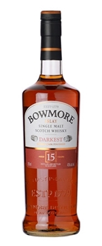Picture of Bowmore 15 year Single Malt Whisky 750ml