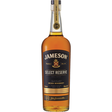 Picture of Jameson Select Reserve Whisky Bottle 750ml