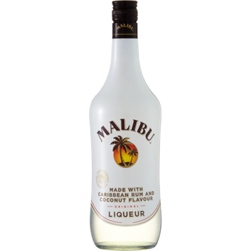 Picture of Malibu Rum Bottle 750ml