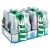 Picture of Castle Lite Beer Bottles 24 x 340ml