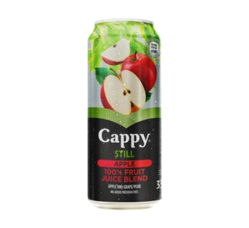 Picture of Cappy Juice Apple Can 6 x 330ml