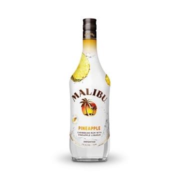 Picture of Malibu Pineapple Rum 750ml