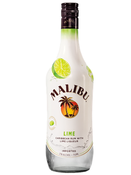 Picture of Malibu Lime Rum 750ml