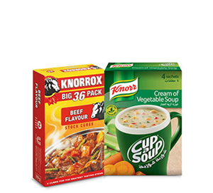 Picture for category GRAVY, SOUPS & DRY MIXES