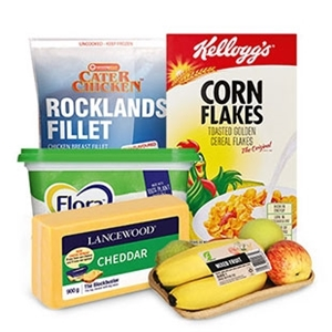 Picture for category GROCERIES HOUSEHOLD