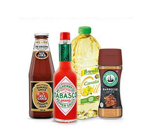 Picture for category CONDIMENTS, OILS & SPICES