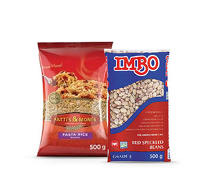 Picture for category RICE, GRAINS & PASTA