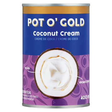 Picture of Pot O Gold Coconut Cream Can 400ml