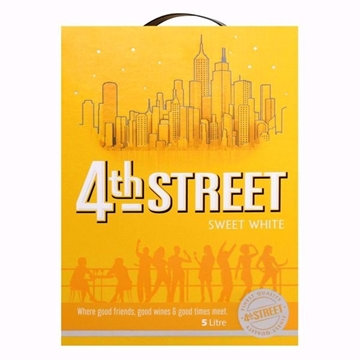 Picture of 4TH Street Natural Sweet White 5L