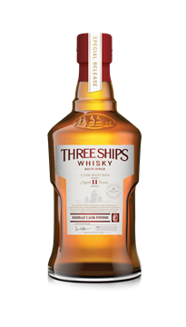 Picture of Three Ships 11year SM Shiraz Cask Finish 750ml