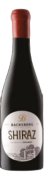 Picture of Backsberg 4Pillar Shiraz Colab 750ml