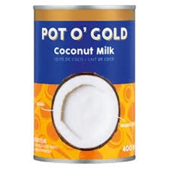 Picture of Pot O' Gold Coconut Milk 400ml