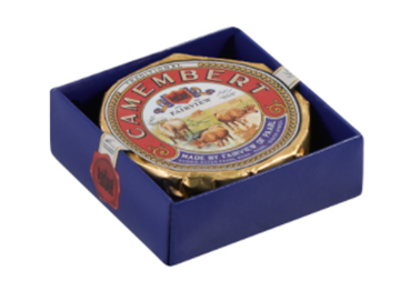 Picture of Fairview Traditional Camembert Cheese Pack 125g