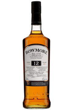 Picture of Bowmore 12 Year Old Single Malt Whisky 750ml