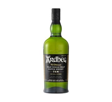 Picture of Ardberg 10 Yr Old Islay Single Malt Whiskey 750ml