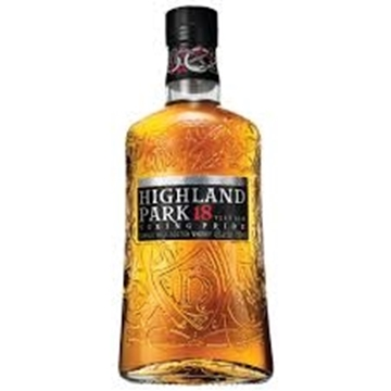 Picture of Highland Park 18 Year Old Whisky 750ml Bottle