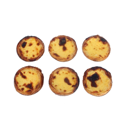 Picture of Coimbra Frozen To Oven Pasteis De Nata 6 pack