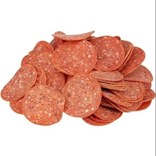Picture of Feinschmecker Frozen Pepperoni Sliced 500g