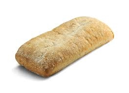 Picture of Coimbra Frozen Artisan Ciabatta Loaf Small 450g