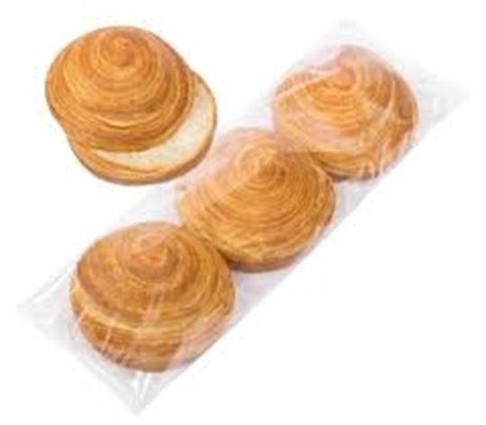 Picture of Coimbra Frozen Croissant Large Round 3x100g