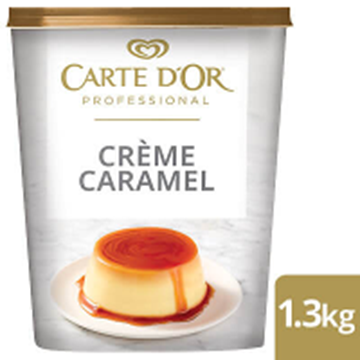 Picture of Carte D'or Caramel Creme Pudding Mix Pack 1.3kg