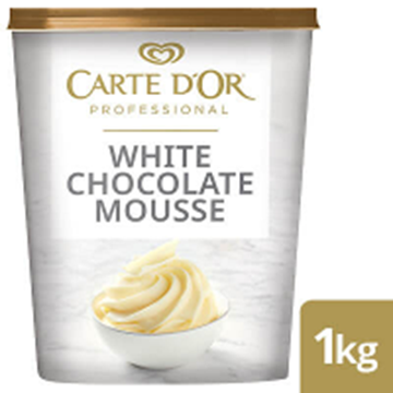Picture of Carte D'or White Chocolate Mousse Pack 1kg