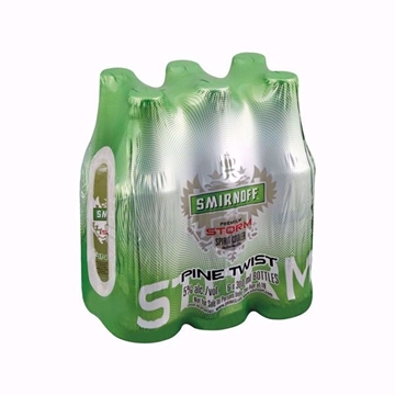 Picture of Smirnoff Storm Pine Twist 6 x 300ml Bottle