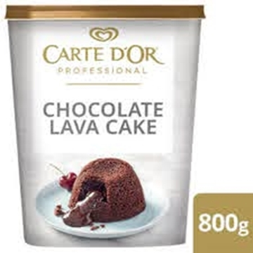 Picture of Carte D'or Chocolate Lava Cake Mix 800g