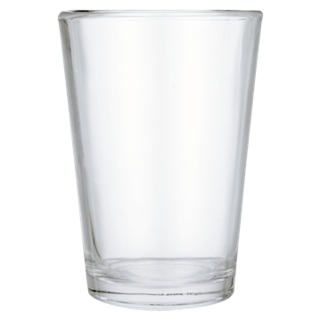 Picture of Castor Clear Juice Glass Each