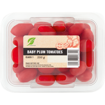 Picture of Choice Baby Plum Tomato Pack 250g