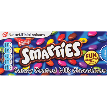 Picture of Nestle Smarties Box 40g