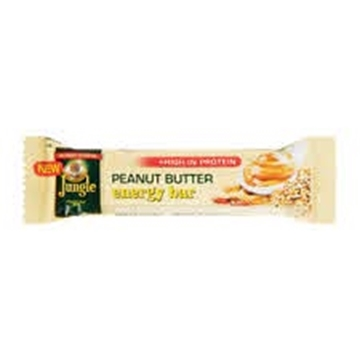 Picture of Jungle Energy Peanut Butter Bar 47g
