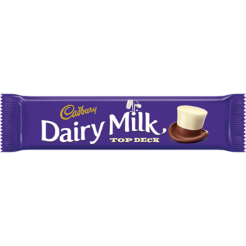 Picture of Cadbury Top Deck Bar 36g