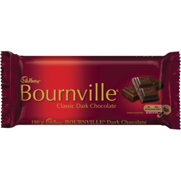 Picture of Cadbury Bournville Chocolate Slab 150g